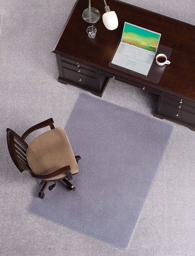 chair mats floor mats and desk mats for high and plush pile carpet