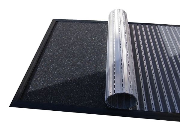 Architectural Aluminum Entrance Systems And Floor Mats