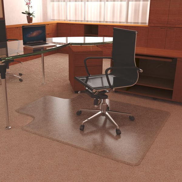 Premium Chair Mats, Floor Mats and Desk Mats for High and Plush Pile ...
